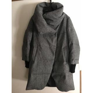 ディスコート(Discoat)のDiscoat 袖リブ ダウンコート(ダウンコート)