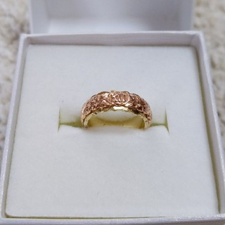ハワイアンジュエリー14K ピンキーリング(リング(指輪))