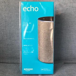 エコー(ECHO)のAmazon Echo 第2世代 スマートスピーカー with Alexa(スピーカー)