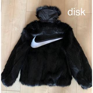 アンブッシュ(AMBUSH)のNIKE × AMBUSH リバーシブル フェイクファーコート(毛皮/ファーコート)