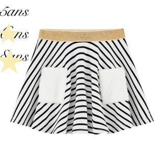 プチバトー(PETIT BATEAU)のマリニエールボアポケットスカート(スカート)
