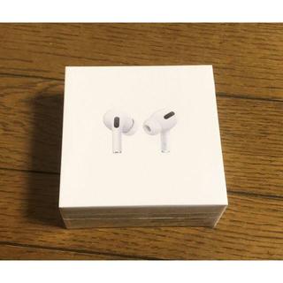アップル(Apple)のApple Airpods Pro (MWP22J/A) エアーポッズ プロ(ヘッドフォン/イヤフォン)
