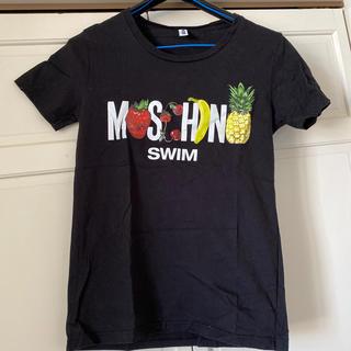 モスキーノ(MOSCHINO)のMOSCHINO フルーツ柄 Tシャツ(Tシャツ(半袖/袖なし))