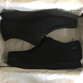 supreme clarks GORE-TEX wallabee