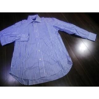 エトロ(ETRO)のETRO/エトロ/ストライプ/シャツ/ドレスシャツ/スーツ/ジャケット/トップス(シャツ)