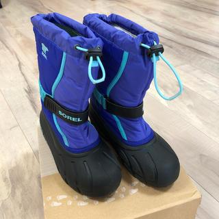ソレル(SOREL)のSOREL 22.0cm ブーツ(ブーツ)