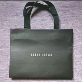 ボビイブラウン ショップ袋 紙袋