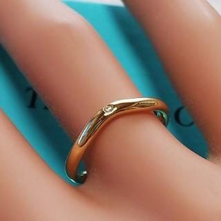ティファニー(Tiffany & Co.)のティファニーリング/マカロン様専用(リング(指輪))