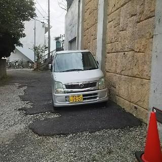 マツダ(マツダ)の車検たっぷり!横浜より、 MAZDA マツダAZワゴンFX-S。(車体)