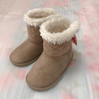 エニィファム(anyFAM)のエニィファム りぼんブーツ  17センチ(ブーツ)