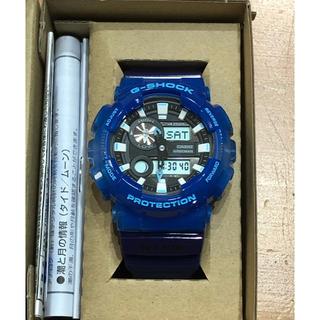 ジーショック(G-SHOCK)のG SHOCK  GAX-100MSA-2AJF(腕時計(アナログ))
