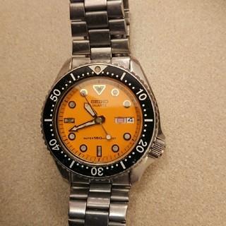 セイコー(SEIKO)のalbers様専用セイコー ヴィンテージダイバー 6458 600A 実用品(腕時計(アナログ))