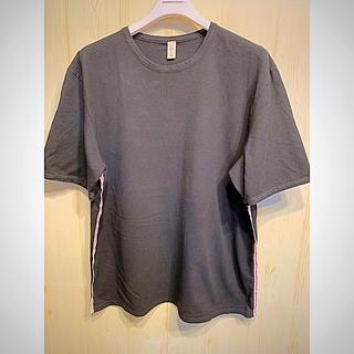 miumiu - MIU MIU homme メンズライン 限定サイドラインTシャツ PRADA