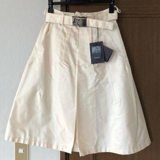 プラダ(PRADA)のタグ付き未使用スカート(ひざ丈スカート)
