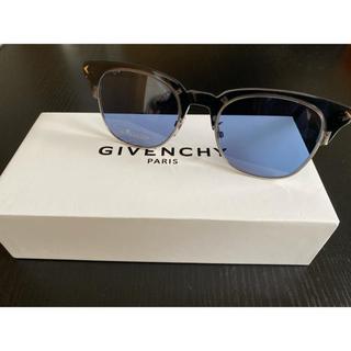 ジバンシィ(GIVENCHY)のGIVENCHY カラーサングラス メガネ(サングラス/メガネ)