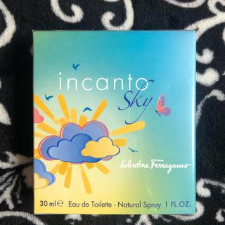 Salvatore Ferragamo - incanto sky サルヴァトーレ フェラガモ インカント スカイ