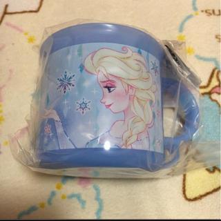 アナトユキノジョオウ(アナと雪の女王)のアナ雪 プラコップ 子供用(グラス/カップ)