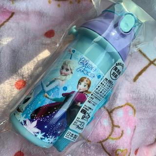 アナトユキノジョオウ(アナと雪の女王)の♡お買い得♡ 新品 アナ雪 プラスチックボトル プラボトル 水筒 入園グッズ(水筒)
