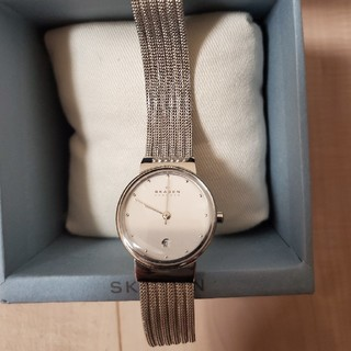 スカーゲン 腕時計 レディース