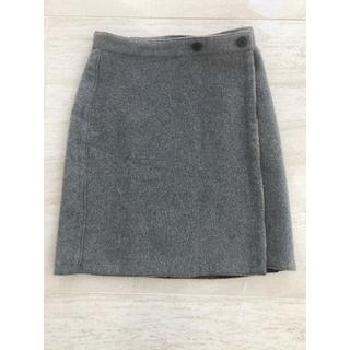 ルーニィ(LOUNIE)の【ROUNIE】新品未使用❗️リバーシブルスカート(ひざ丈スカート)