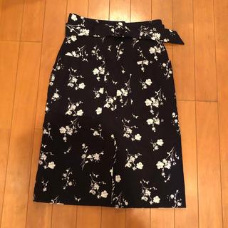 フリーズマート(FREE'S MART)の花柄スカート フリーズマート(ひざ丈スカート)