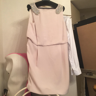 グレースコンチネンタル(GRACE CONTINENTAL)のグレースコンチネンタルパーティー用ドレス(ひざ丈ワンピース)