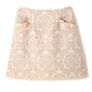 ジルバイジルスチュアート(JILL by JILLSTUART)のジルバイジルスチュアートtapestry tweedスカート(ミニスカート)