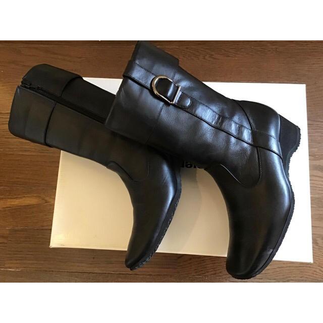 asics(アシックス)のミドルブーツ (アシックスぺダラブーツ黒) レディースの靴/シューズ(ブーツ)の商品写真