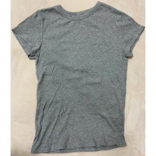 ユニクロ(UNIQLO)の【2/7迄出品】UNIQLO/ トップス(Tシャツ(半袖/袖なし))