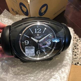 セイコー(SEIKO)の絶対起きれる 大音量 新品 目覚まし時計 ウルトラライデン セイコー(置時計)