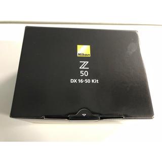 Nikon - 即日発送✨新品未使用✨Nikon✨z50 レンズキット