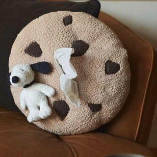 ジェラートピケ(gelato pique)のジェラートピケ♡ 【PEANUTS】 クッキーテッシュケース(ティッシュボックス)