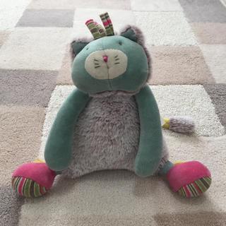ボーネルンド(BorneLund)のムーランロティ  ネコのオルゴール ぬいぐるみ(ぬいぐるみ/人形)