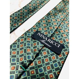 ニナリッチ(NINA RICCI)の即購入OK!3本選んで1本無料!ニナリッチ NINARICCI ネクタイ 949(ネクタイ)