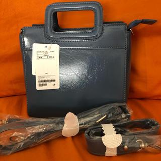 ユナイテッドアローズ(UNITED ARROWS)のユナイテッドアローズ グリーンレーベル リラクシング バッグ 水色(ショルダーバッグ)