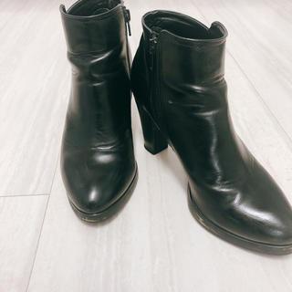 イーボル(EVOL)の黒 ブーティ ブーツ ILIMA EVOL(ブーティ)