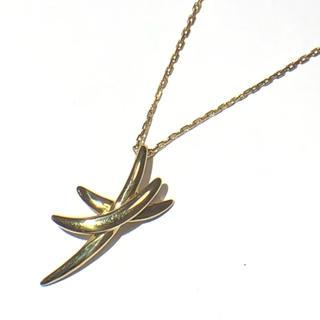 ミキモト(MIKIMOTO)のミキモト 御木本 MIKIMOTO k18yg  ネックレス ペンダント(ネックレス)