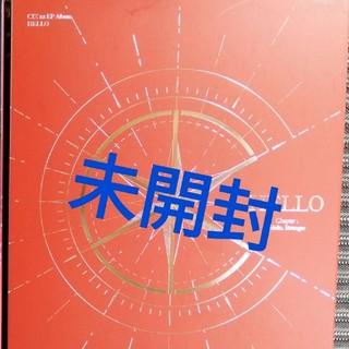 CIX 1st CD 未開封(K-POP/アジア)
