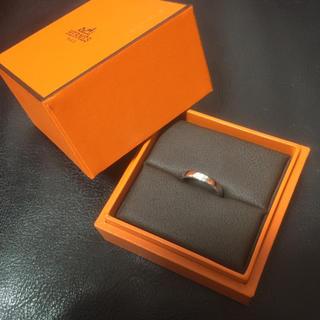 エルメス(Hermes)の本物✨エルメスのリングです(^-^)(リング(指輪))