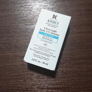 キールズ(Kiehl's)のキールズ DS ディフェンス アクア ジェル 30ml(日焼け止め/サンオイル)