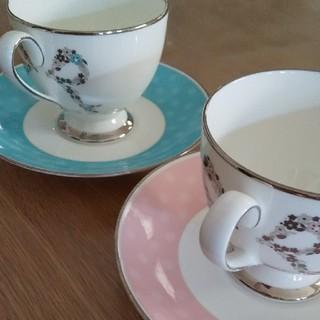 ナルミ(NARUMI)のNARUMIテイーカップ(グラス/カップ)