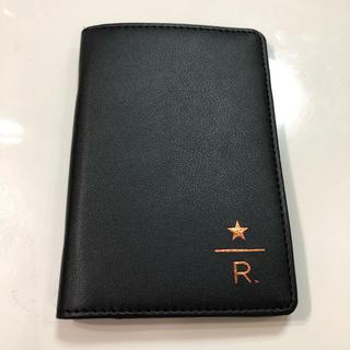 スターバックスコーヒー(Starbucks Coffee)の海外スタバ限定♡新品♡スターバックス リザーブ♡パスポートケース(旅行用品)