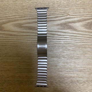 アップル(Apple)のApple Watch リンクブレスレット (金属ベルト)