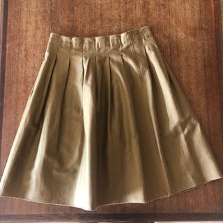スカート(レディース  )(ひざ丈スカート)