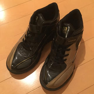 ムーンスター(MOONSTAR )のジュニア レインシューズ スノーシューズ 24cm(長靴/レインシューズ)