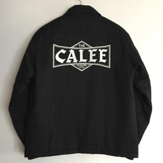 キャリー(CALEE)の定価31900円!Calee 19aw 今季新作 完売 中綿ワークジャケット L(ブルゾン)