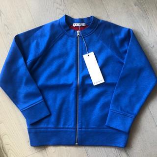 【新品】MARNI キッズ ボンディング素材 ジャケット 8歳 定価30000円