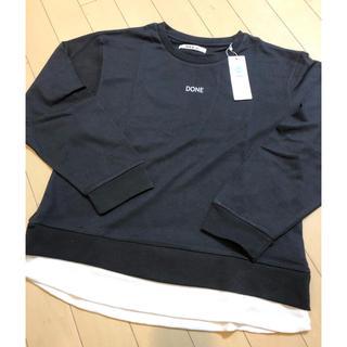 イッカ(ikka)の《ikka》160㌢の長T。(Tシャツ/カットソー)
