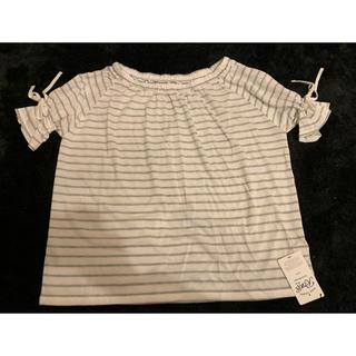 ロデオクラウンズ(RODEO CROWNS)のrodeocswons ボーダーTシャツ 新品(Tシャツ(半袖/袖なし))