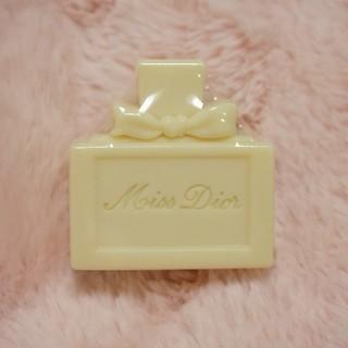 クリスチャンディオール(Christian Dior)の新品 クリスチャン ディオール シルキー ソープ 香水 ミスディオール(ボディソープ/石鹸)